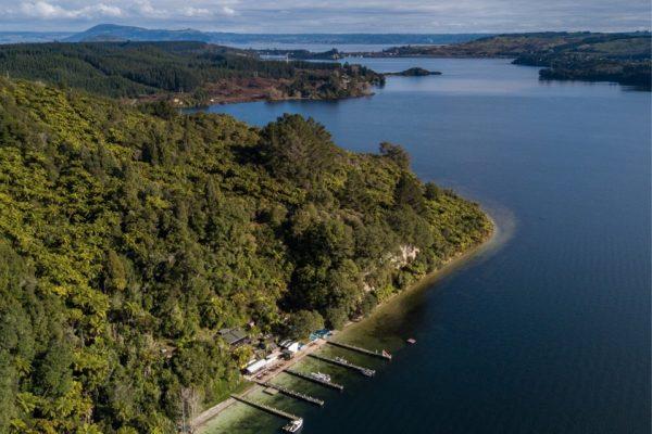 Lake Rotoiti Drone footage - Tim Whittaker Photography
