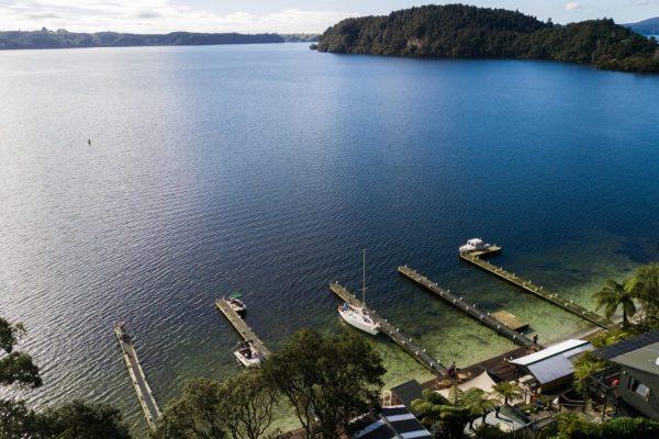 Lake Rotoiti Hot Springs