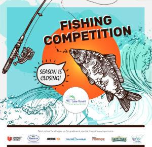 Lake Rotoiti Hot Pools June 2020 Fishing Competition