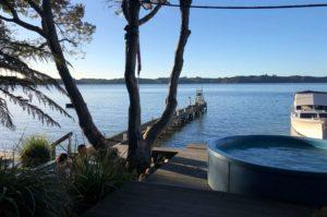 Lake Rotoiti Hot Pools