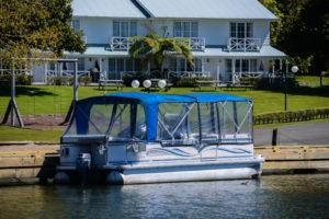Lake Rotoiti water taxi